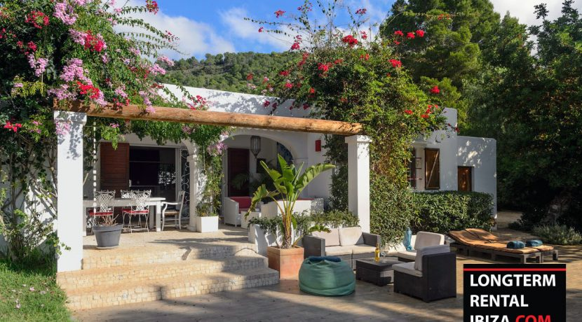 Long term rental Ibiza - Villa Entrada 11