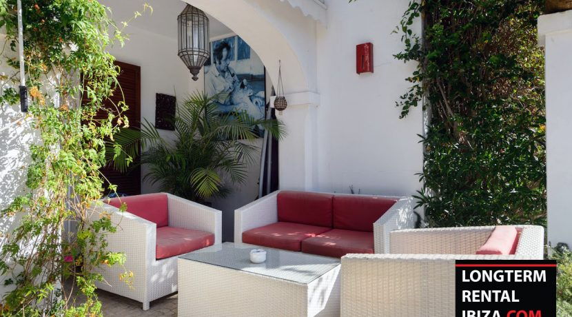 Long term rental Ibiza - Villa Entrada 13