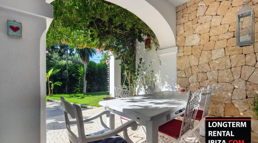 Long term rental Ibiza - Villa Entrada 15