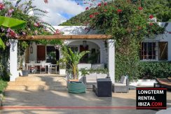 Long term rental Ibiza - Villa Entrada 2