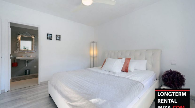 Long term rental Ibiza - Villa Entrada 28