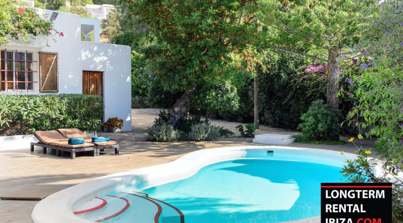 Long term rental Ibiza - Villa Entrada 3