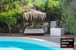 Long term rental Ibiza - Villa Entrada 4