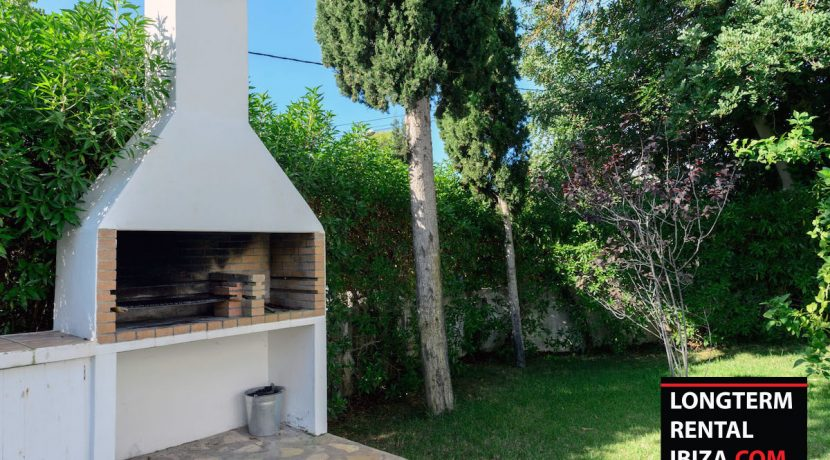 Long term rental Ibiza - Villa Entrada 5