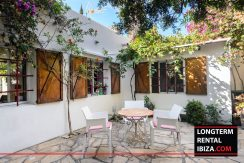 Long term rental Ibiza - Villa Entrada 8