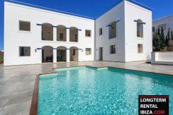 Long term rental Ibiza - Finca Gertrudis