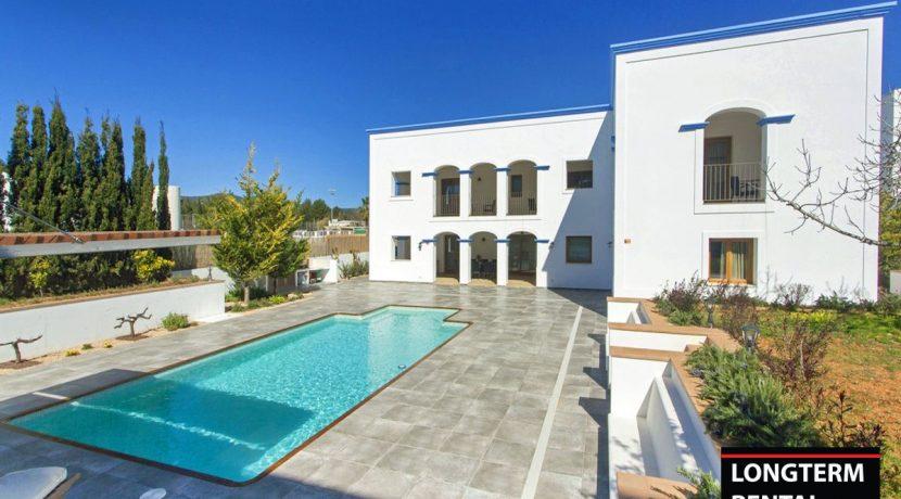 Long term rental Ibiza - Finca Gertrudis 1