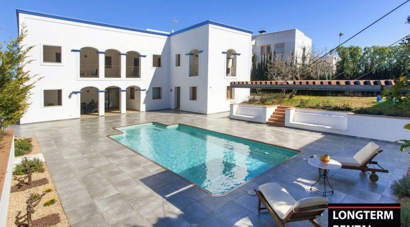 Long term rental Ibiza - Finca Gertrudis 2
