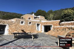 Long term rental Ibiza - Finca Sa Caleta 1