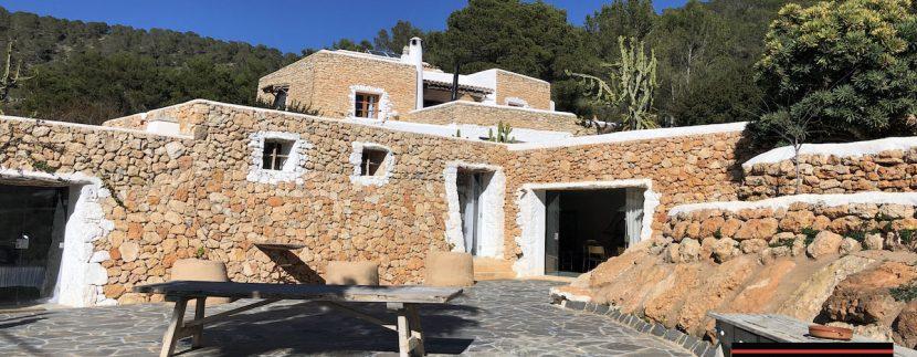 Long term rental Ibiza - Finca Sa Caleta 1
