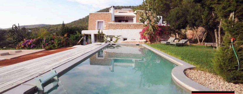 Long term rental Ibiza - Finca Sa Caleta 10