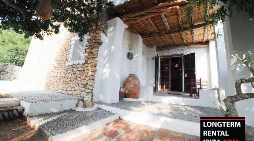 Long term rental Ibiza - Finca Sa Caleta 12