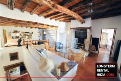 Long term rental Ibiza - Finca Sa Caleta 13