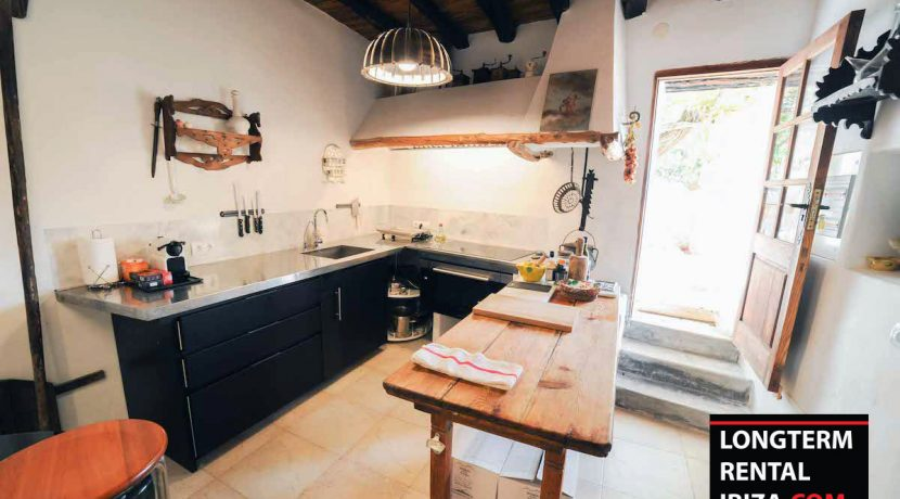 Long term rental Ibiza - Finca Sa Caleta 15