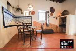 Long term rental Ibiza - Finca Sa Caleta 16