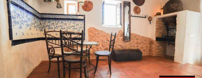 Long term rental Ibiza - Finca Sa Caleta 16