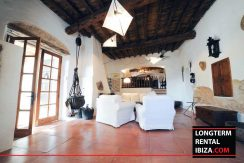 Long term rental Ibiza - Finca Sa Caleta 17