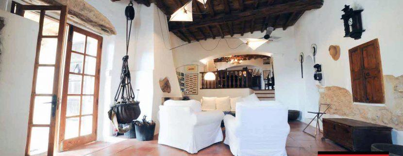 Long term rental Ibiza - Finca Sa Caleta 17