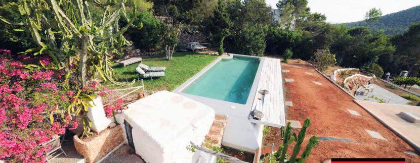 Long term rental Ibiza - Finca Sa Caleta 26