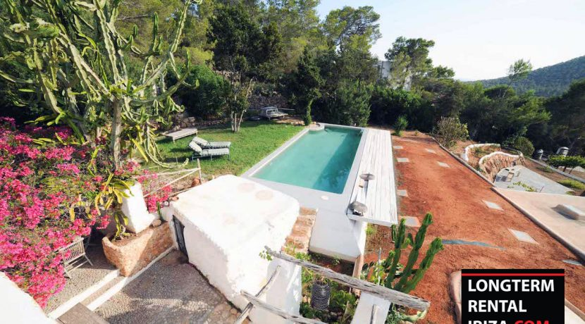 Long term rental Ibiza - Finca Sa Caleta 26
