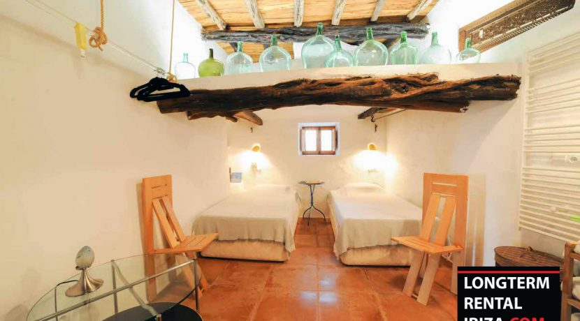 Long term rental Ibiza - Finca Sa Caleta 32