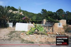 Long term rental Ibiza - Finca Sa Caleta 4