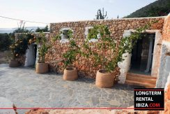 Long term rental Ibiza - Finca Sa Caleta 5
