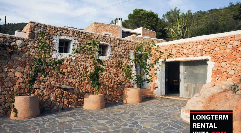 Long term rental Ibiza - Finca Sa Caleta 6