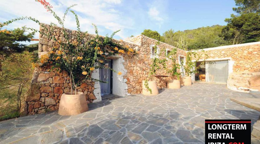 Long term rental Ibiza - Finca Sa Caleta 8