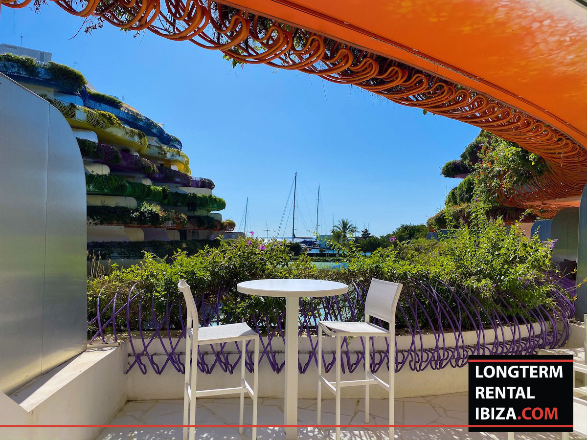 Long term rental Ibiza - Las Boas - DC10