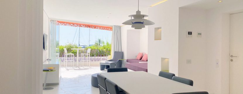 Long term rental Ibiza - Las Boas - DC10 3