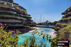 Long term rental Ibiza - Las Boas - DC10 9