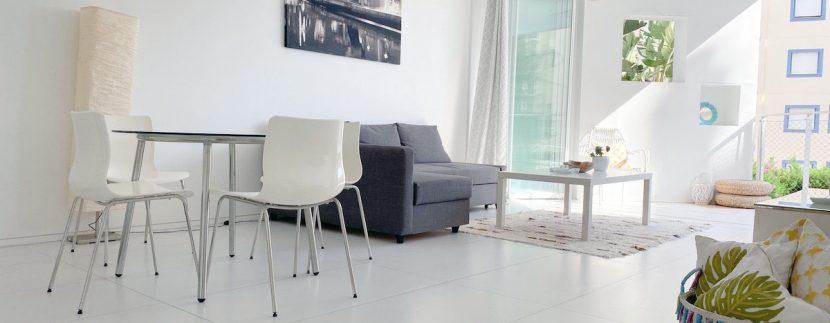 Long term rental Ibiza - Patio Blanco Ocean Beach 10