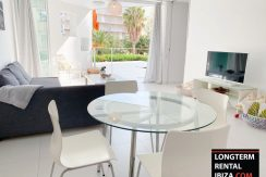 Long term rental Ibiza - Patio Blanco Ocean Beach 11