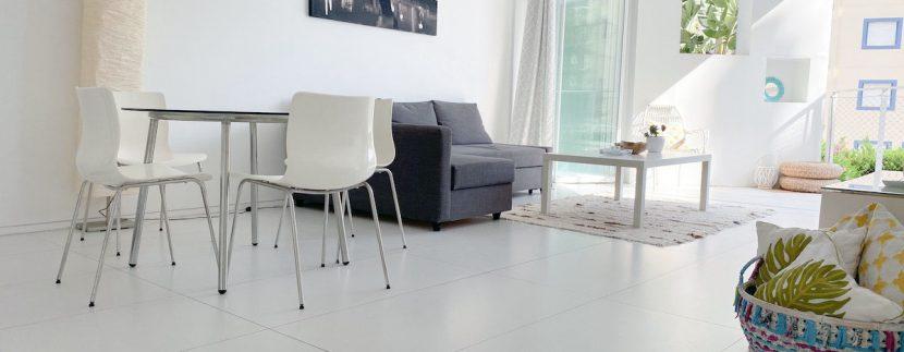 Long term rental Ibiza - Patio Blanco Ocean Beach 3