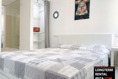 Long term rental Ibiza - Patio Blanco Ocean Beach 4