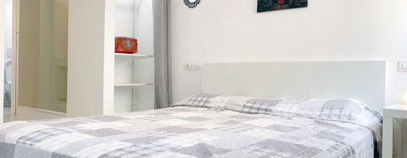 Long term rental Ibiza - Patio Blanco Ocean Beach 4