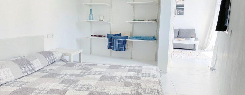 Long term rental Ibiza - Patio Blanco Ocean Beach 9