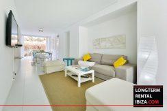 Long term rental Ibiza - Patio Blanco Pacha