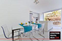 Long term rental Ibiza - Patio Blanco Pacha 11