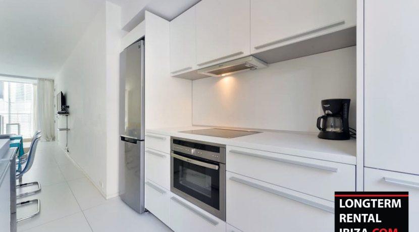 Long term rental Ibiza - Patio Blanco Pacha 12
