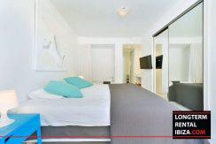 Long term rental Ibiza - Patio Blanco Pacha 14