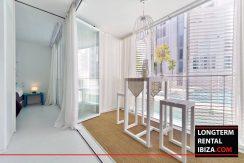 Long term rental Ibiza - Patio Blanco Pacha 15