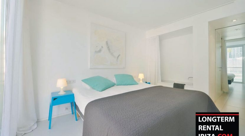 Long term rental Ibiza - Patio Blanco Pacha 16