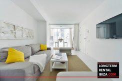 Long term rental Ibiza - Patio Blanco Pacha 17