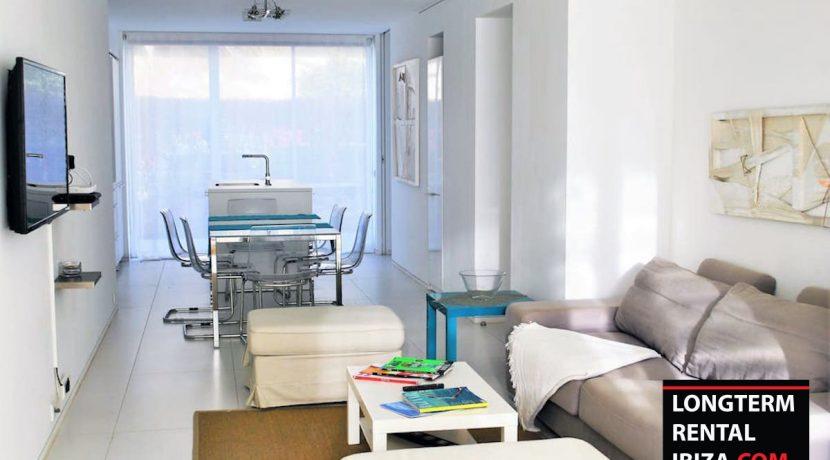 Long term rental Ibiza - Patio Blanco Pacha 6