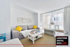 Long term rental Ibiza - Patio Blanco Pacha 7
