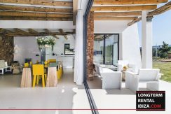 Long term rental Ibiza - Villa Blackstyle 11