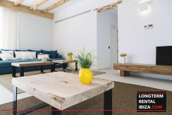 Long term rental Ibiza - Villa Blackstyle 12