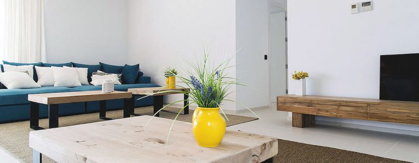 Long term rental Ibiza - Villa Blackstyle 12